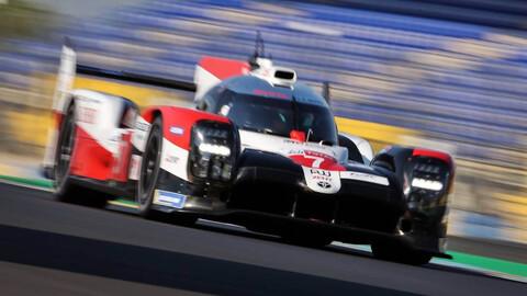 """Pechito López arranca las 24 Horas de Le Mans desde la """"pole"""""""