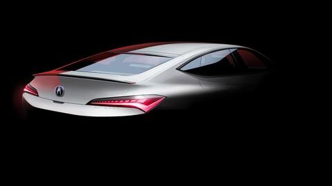 Nuevo Acura Integra será un fastback deportivo