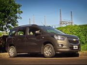 Chevrolet Spin a prueba