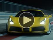 Video: Ferrari 488 GTB llega a su límite