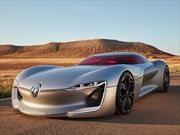 Renault Trezor, elegido como el mejor conceptual de 2016