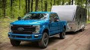 Ford F-Series Super Duty recibe un nuevo motor V8 a gasolina