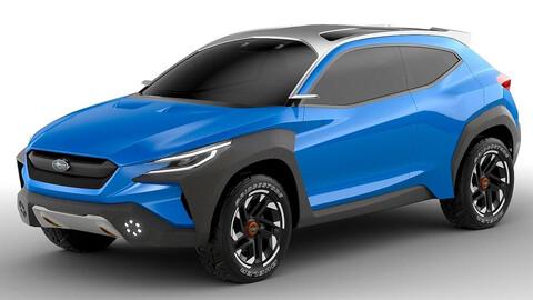 Subaru Evoltis, el primer SUV eléctrico de la marca llegará antes de lo anunciado