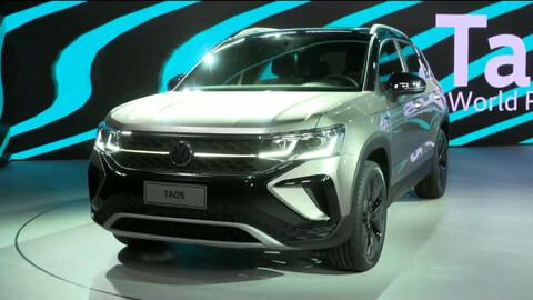 Volkswagen Taos: se presenta el SUV hecho en Argentina