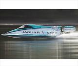 Jaguar desarrolla la lancha eléctrica más veloz del mundo