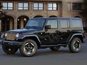 Jeep Wrangler Dragon Edition, poder chino que rodará en las calles norteamericanas