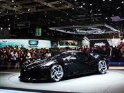 Bugatti La Voiture Noire debuta