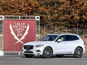 Volvo XC60 es el Car of the Year 2018 en Japón