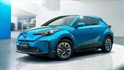 Toyota CH-R EV 2020 es un interesante eléctrico que no podrás comprar