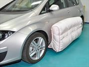 ZF desarrolla un prototipo de airbags laterales exteriores