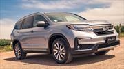 Honda CR-V renovada y nueva Pilot vienen a Argentina