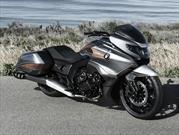 BMW 101 Concept, una motocicleta impresionante