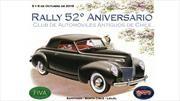 El CAACh celebra sus 52 años con un rally y una exhibición