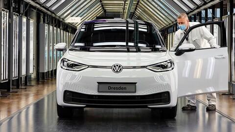 Volkswagen fortalece su producción de autos eléctricos con dos nuevas plantas