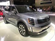 KIA Telluride 2020, SUV creada y desarrollada en Estados Unidos