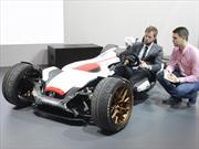 Honda Project 2&4, mitad auto, mitad moto