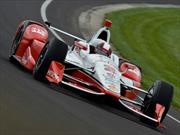 IndyCar: Juan Pablo Montoya se sube al podio en Angie´s List