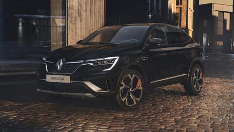 Renault Arkana obtiene cinco estrellas de Euro NCAP