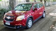 Prueba al Chevrolet Orlando 2.0 Diésel Automático