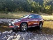 Mitsubishi Montero Sport 2018 debuta