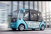 Rinspeed microMAX un taxi/colectivo eléctrico del futuro