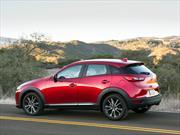 Mazda CX-3 2016: Primer contacto