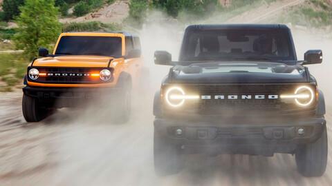 Ford Bronco 2021 llega a México, conoce el precio del temible rival de Jeep Wrangler