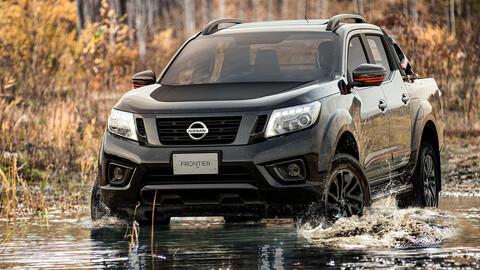 Nissan Frontier X-Gear+ precio y más de la pickup en Argentina