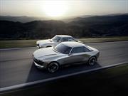 Peugeot e-Legend rinde homenaje al 504 coupé