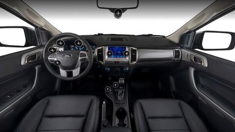 Ford Ranger suma una guía interactiva