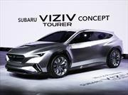 Subaru Viziv Tourer Concept: ¿será así el nuevo Outback?