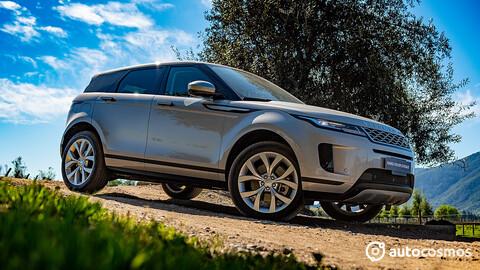 Toma de Contacto: Range Rover Evoque S 200 2022