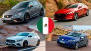 Todos los hatchbacks compactos que se venden en México