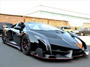 Lamborghini Veneno Roadster se pone en venta