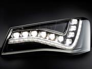 La evolución de la iluminación en los automóviles en el Siglo XXI