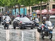 DS 7 Crossback Présidentiel, el auto del jefe de estado francés