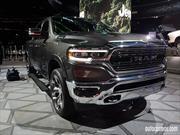 RAM 1500 2019, pick up poderosa
