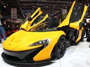 McLaren P1: Ahora, un motor híbrido de 903 CV