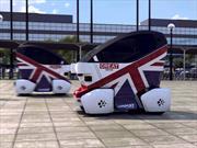 Lutz Pathfinder es el primer vehículo autónomo de Reino Unido