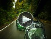 El detrás de cámaras del Lamborghini Murciélago vs Ford Mustang