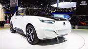 SsangYong e-XIV Crossover Concept en el Salón de París 2012