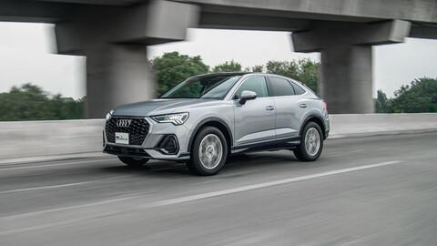 Audi Q3 Sportback 2020 a prueba, una camioneta de silueta deportiva que no pasará desapercibida