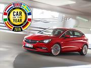 Opel Astra es el European Car of The Year 2016