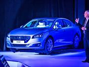 Peugeot presenta el 508 2015: Descúbrelo