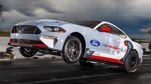 La NHRA tendrá una nueva categoría de autos eléctricos en sus competencias de dragsters