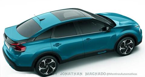 Nuevo Citroën C4L, la solución crossover al sucesor del Lounge