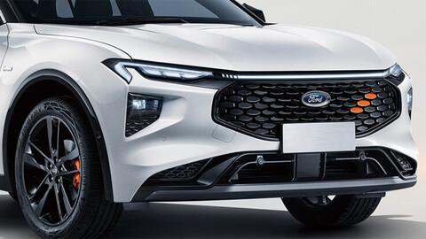 Ford estaría preparando un nuevo SUV mediano en China