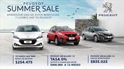 Peugeot lanza descuentos de fin de año