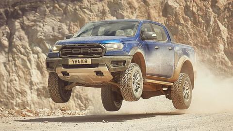 Ford Ranger Raptor, la camioneta más deseada