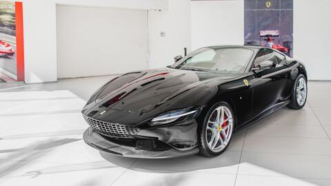 Ferrari Roma llega a México, un exquisito coupé inspirado en sus antepasados